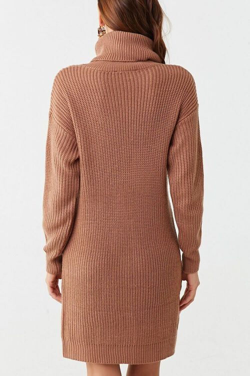 Turtleneck Mini Dress, image 3