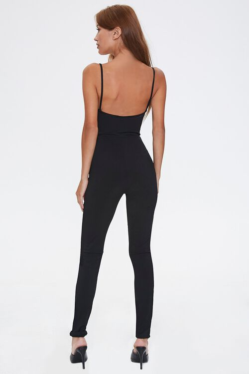 Ribbed Cami Jumpsuit, image 3