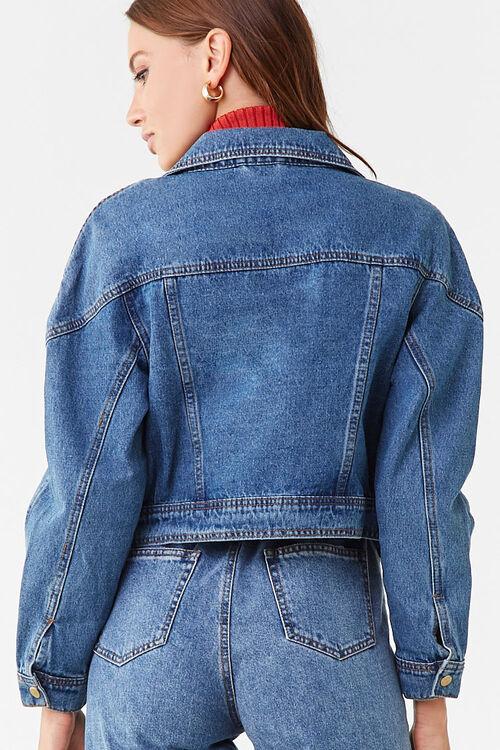 Stone Wash Denim Jacket, image 3