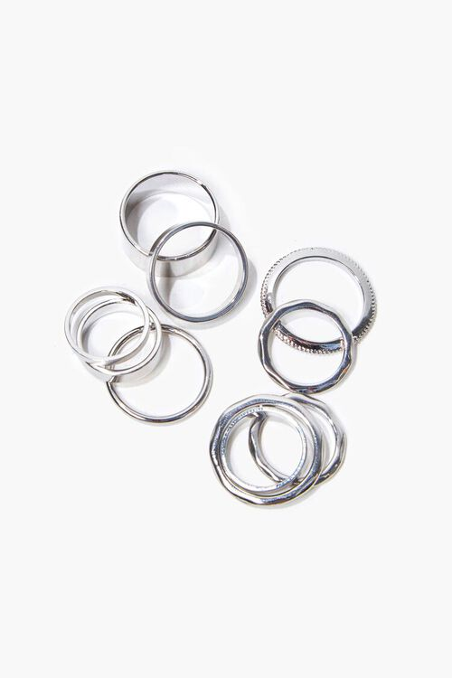 High-Polish Ring Set, image 2