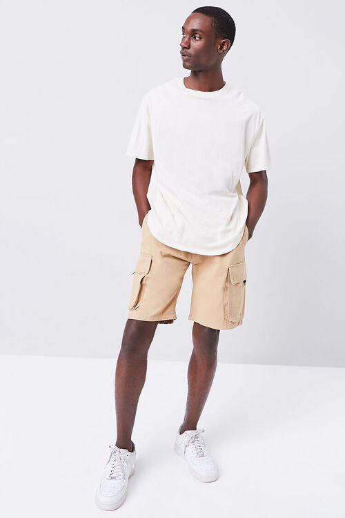 Drawstring Cargo Shorts, image 5