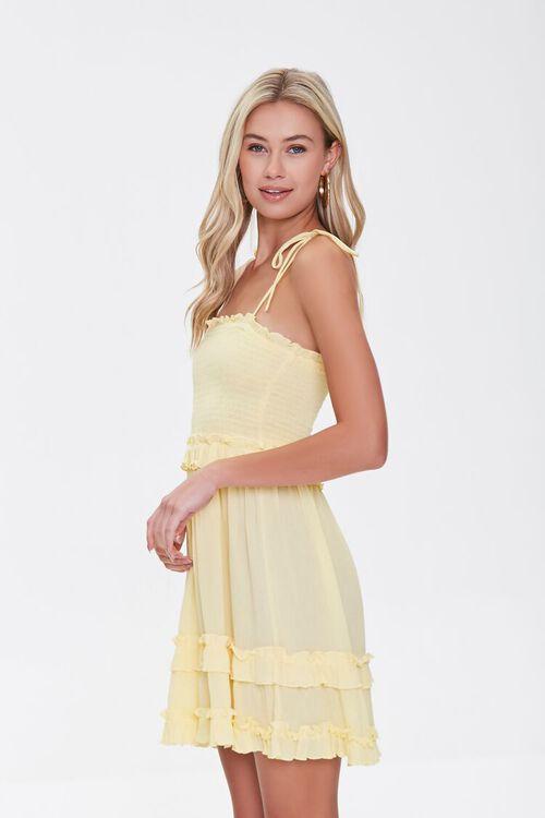 Ruffle-Trim Cami Dress, image 2