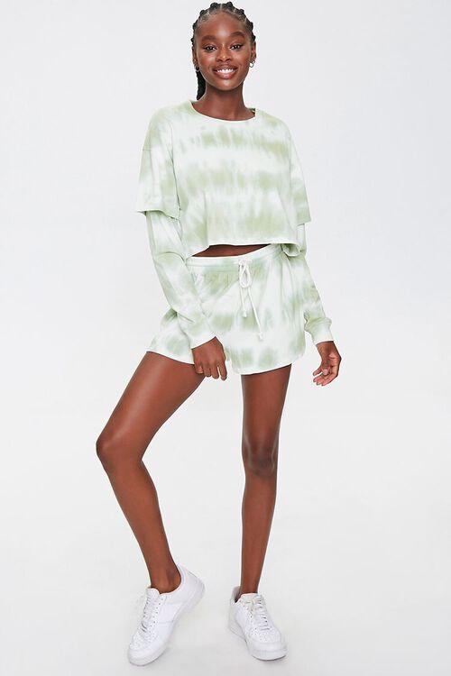 Tie-Dye Tee & Shorts Set, image 4