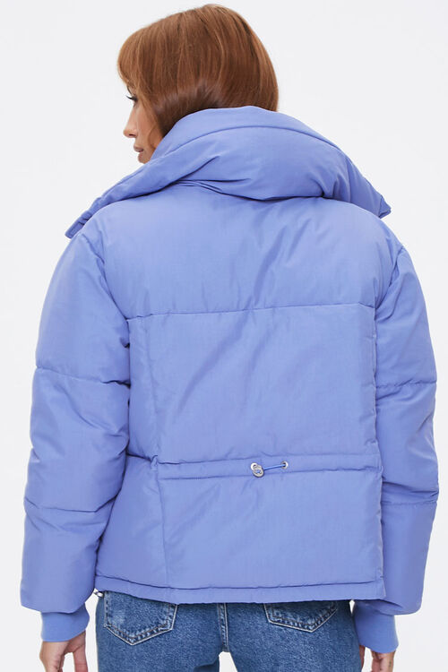 Pull-Ring Puffer Jacket, image 3