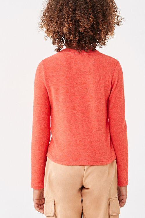Girls Fleece Top (Kids), image 3
