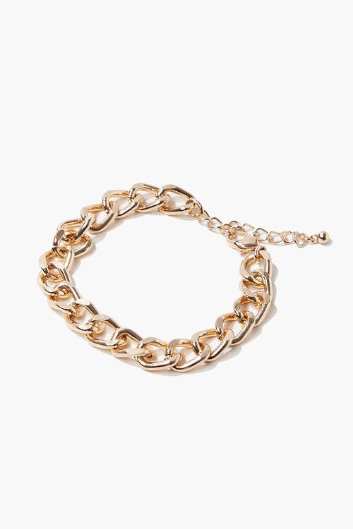 Curb Chain Bracelet, image 1