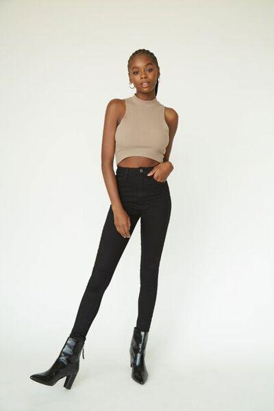 Women S Black Jeans Forever 21