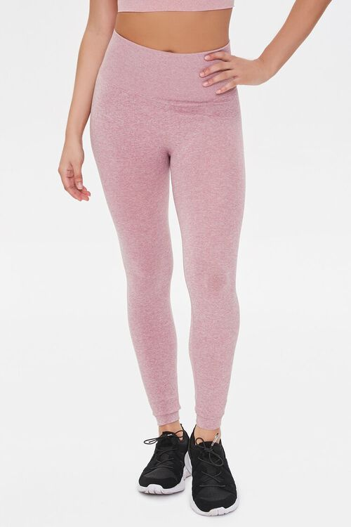 Active High-Rise Leggings, image 2