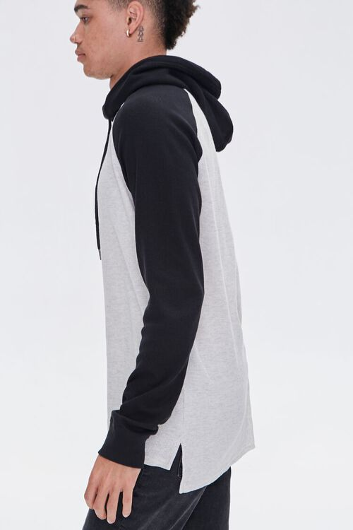 Colorblock Hooded Top, image 2