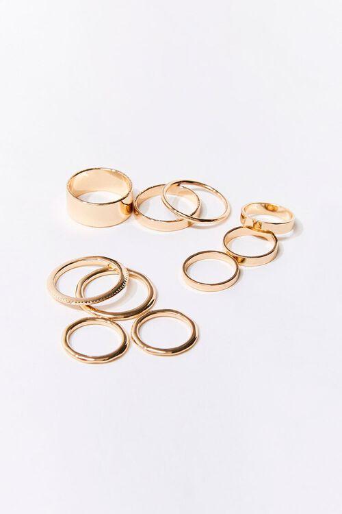 Smooth Ring Set, image 1