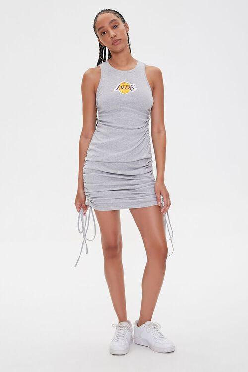 Lakers Graphic Mini Dress, image 4