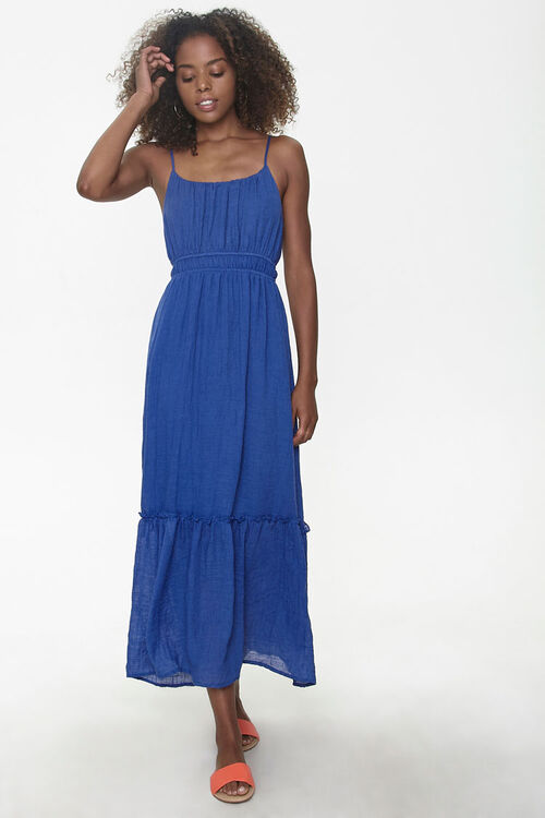 Ruffled Maxi Dress, image 1