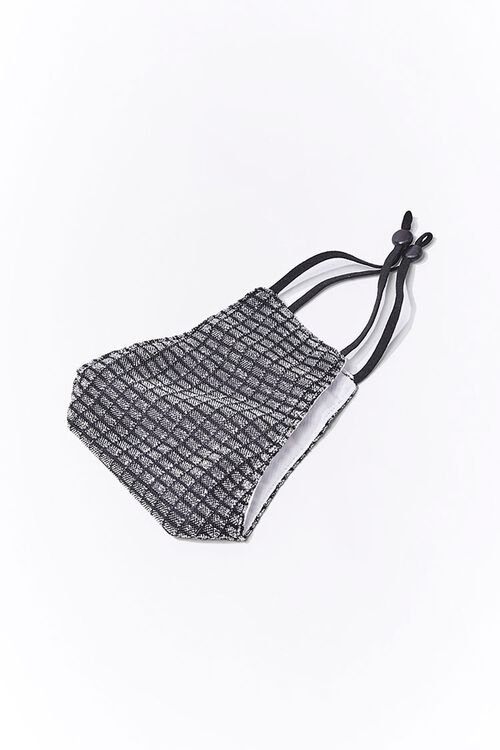 Checkered Face Mask, image 2