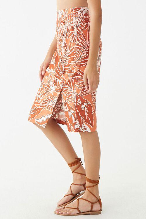 Tropical Print Skirt, image 3