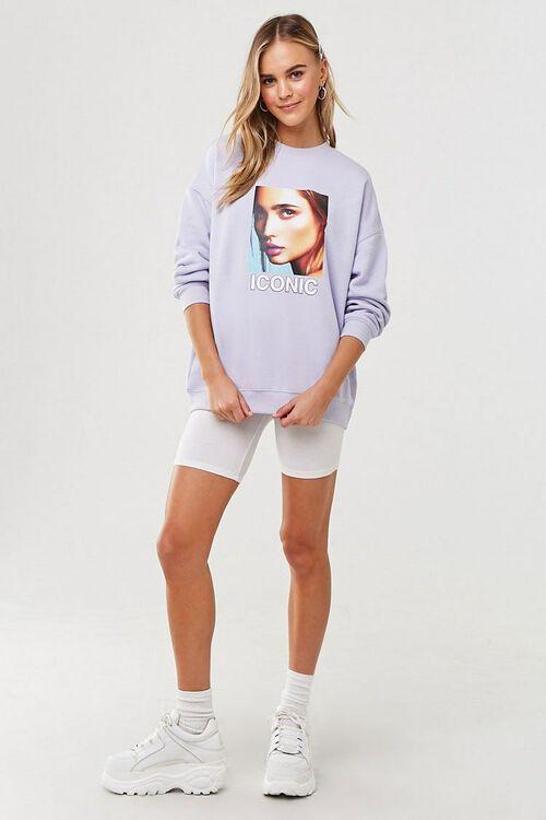 Iconic Graphic Sweatshirt, image 4