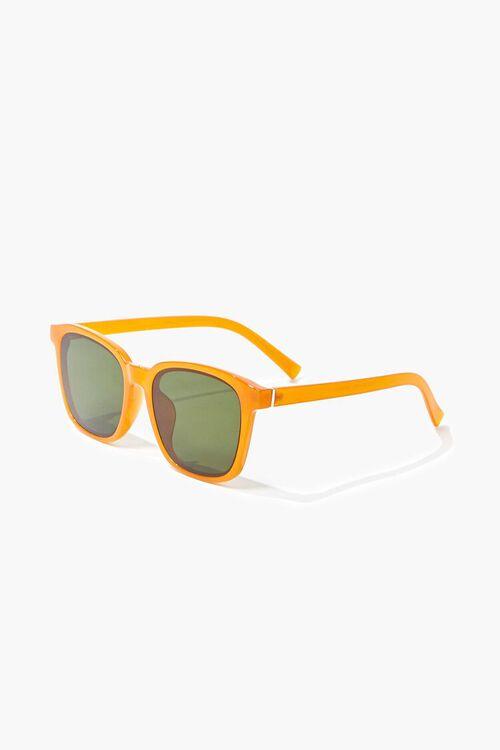 Men Square Tinted Sunglasses, image 2