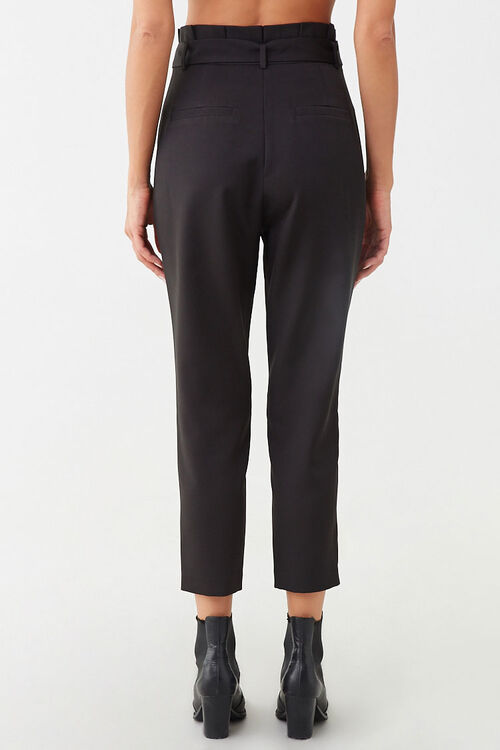 Paperbag Ankle Pants, image 3