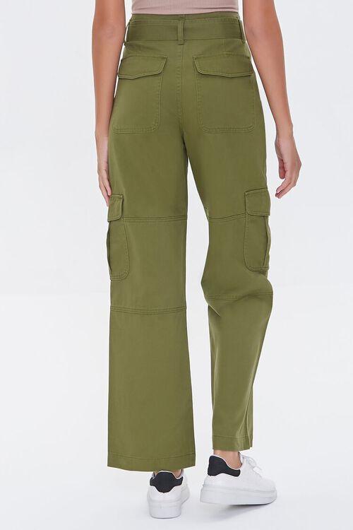 Tie-Belt Cargo Pants, image 4