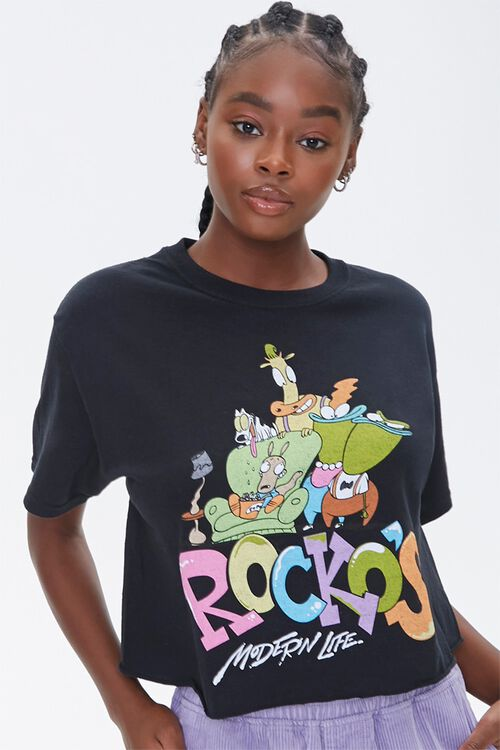 Rockos Modern Life Graphic Tee, image 1