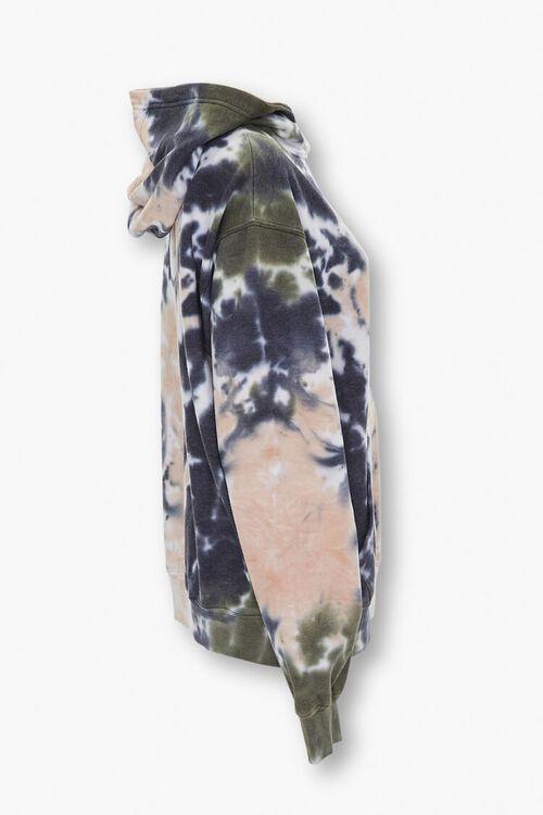 Tie-Dye Fleece Hoodie, image 2
