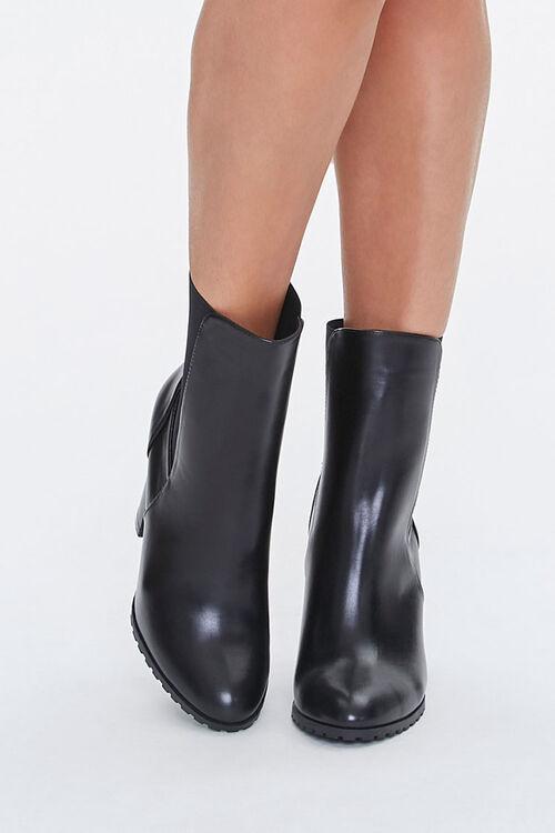Block Heel Chelsea Boots, image 4