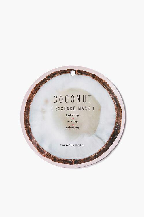 WHITE Coconut Essence Sheet Mask, image 1