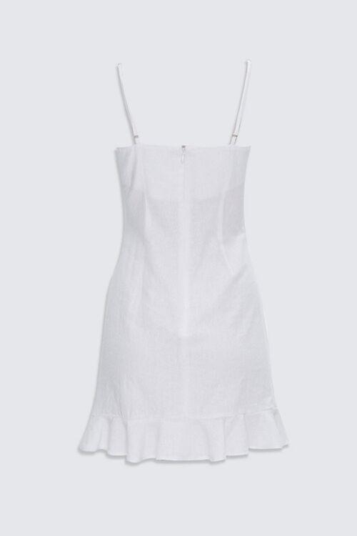 Mock Wrap Cami Dress, image 2