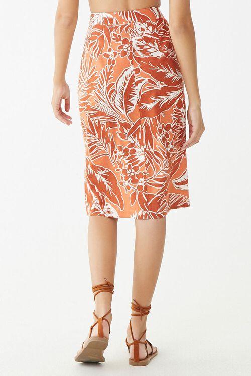 Tropical Print Skirt, image 4