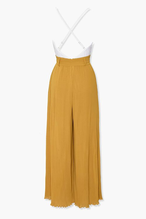Knotted Combo Jumpsuit, image 3