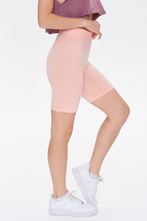 APRICOT Organically Grown Cotton Basic Biker Shorts, image 3