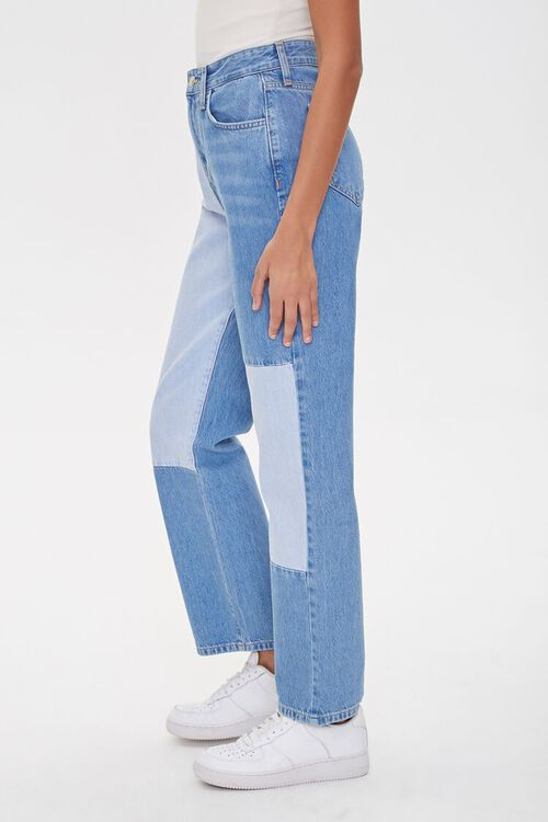 Reworked Straight-Leg Jeans, image 3