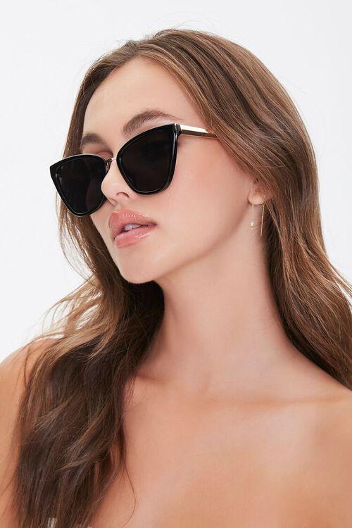 Square Cat-Eye Sunglasses, image 1