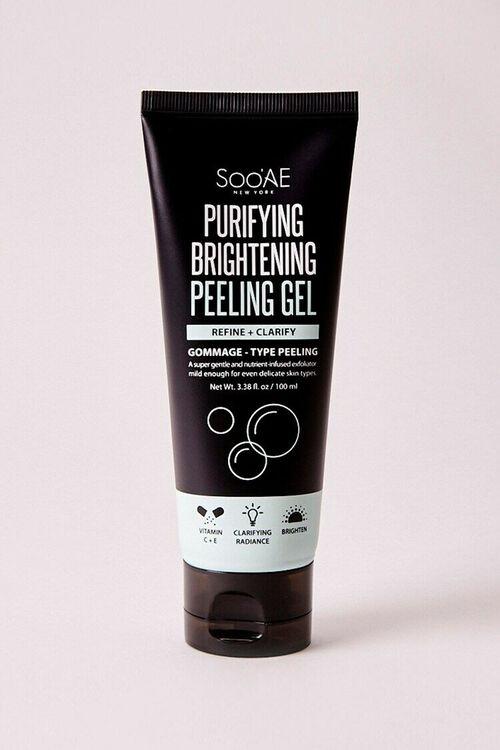 BLACK Purifying Brightening Peeling Gel, image 1