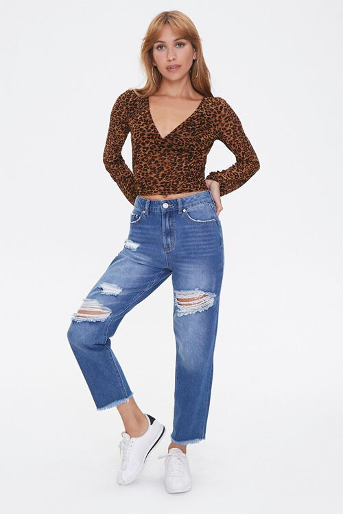 Recycled Slim-Straight Jeans, image 1