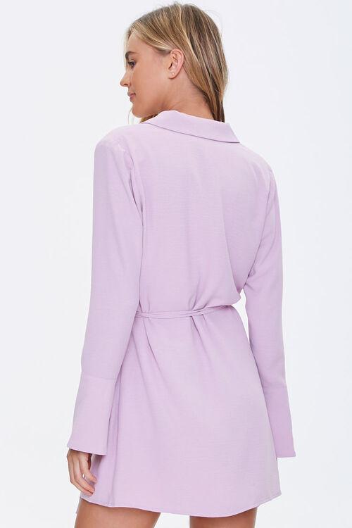 Mini Wrap Dress, image 3