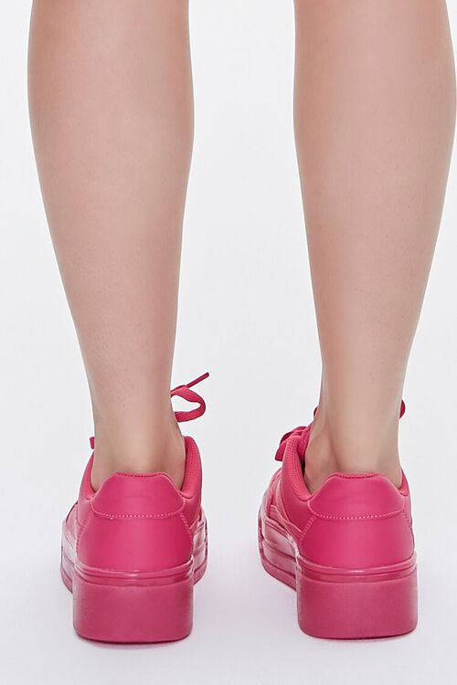 Low-Top Platform Sneakers, image 3