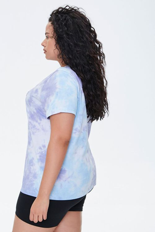Plus Size Pisces Embroidered Graphic Tee, image 2