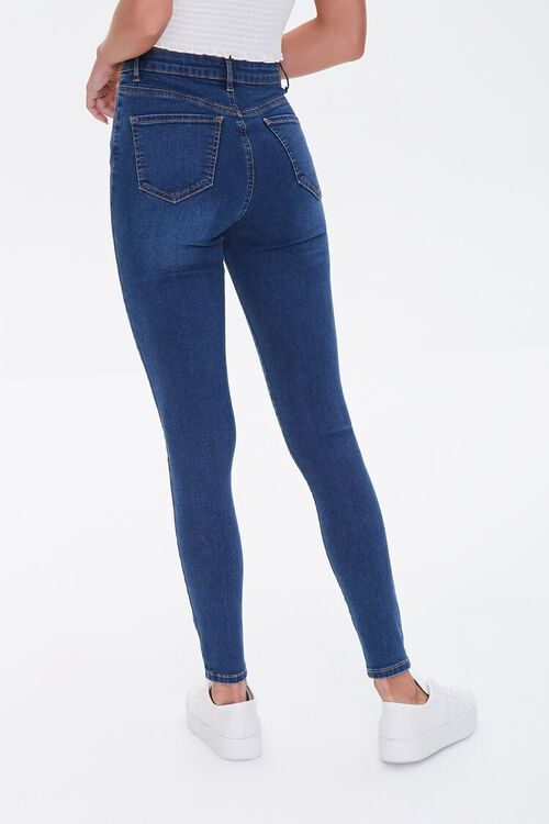 Essential High-Rise Skinny Jeans, image 4