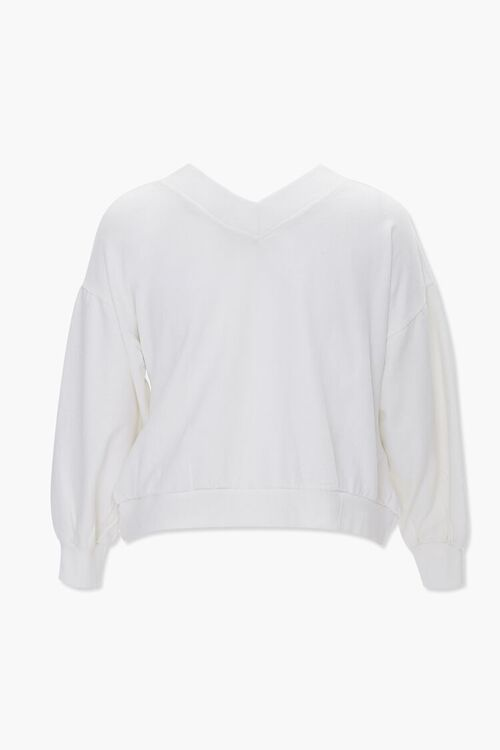 Plus Size Boxy Pullover, image 3