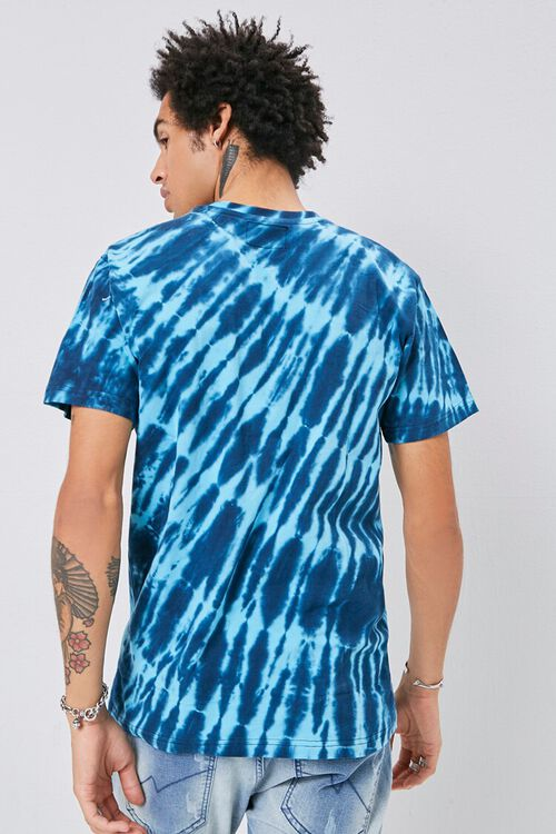 Tie-Dye Wolf Graphic Tee, image 3