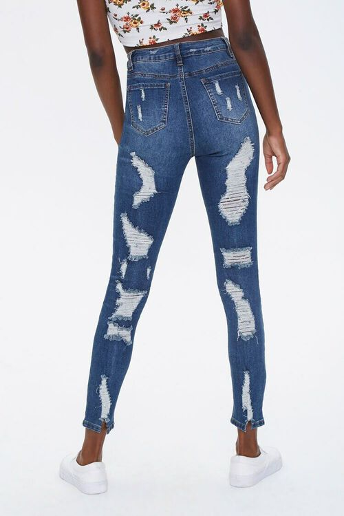 Distressed High-Rise Jeans, image 3