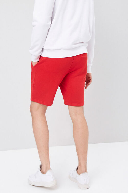 French Terry Drawstring Shorts, image 5