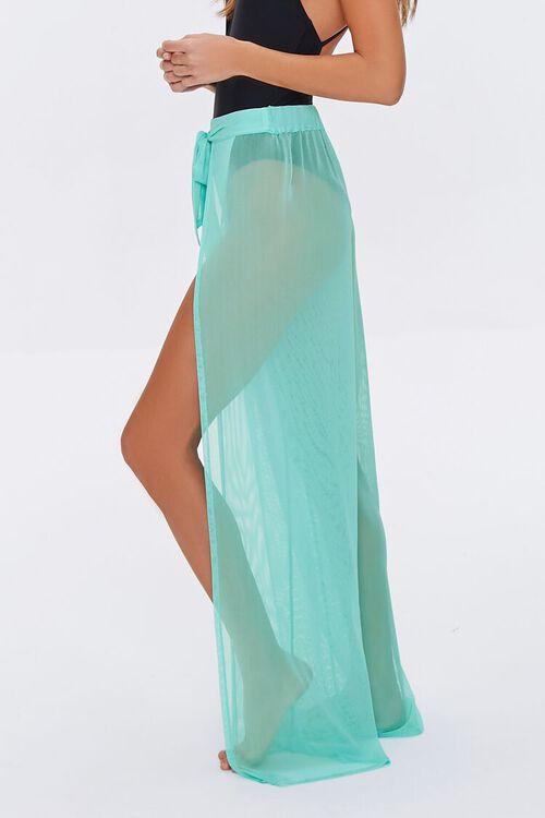 Mesh Swim Cover-Up Pants, image 3