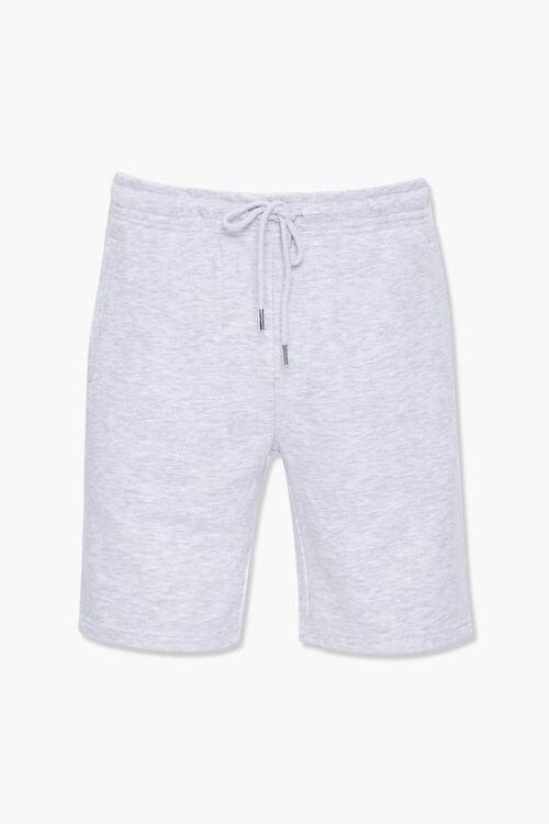 French Terry Drawstring Shorts, image 1