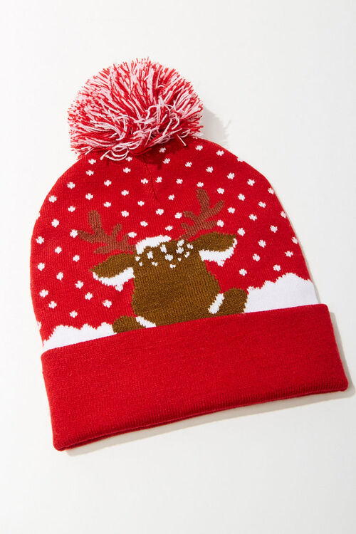 Oh Deer! Graphic Beanie, image 2