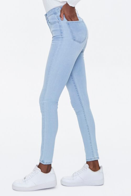 High-Rise Skinny Jeans, image 3