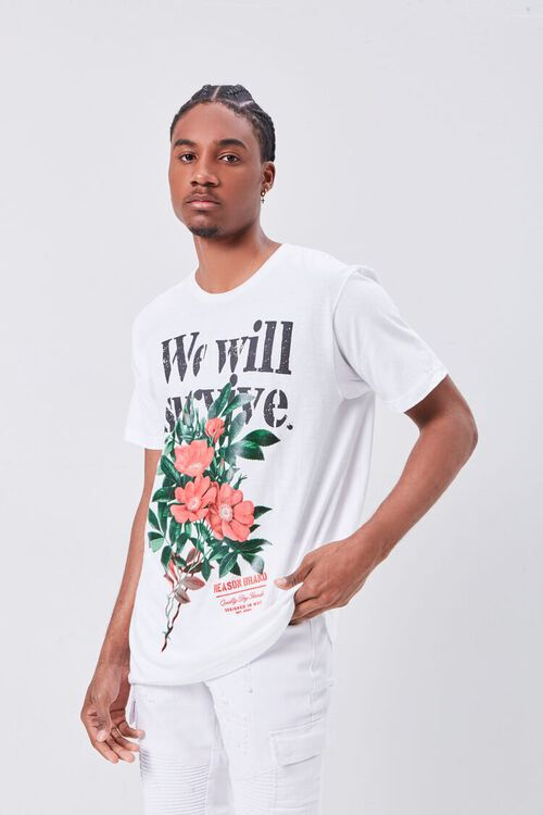 Reason We Will Survive Graphic Tee, image 1
