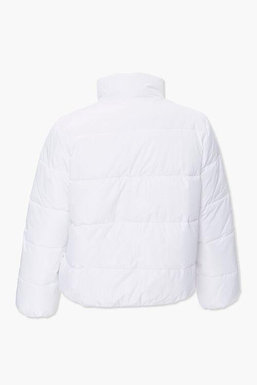 Plus Size Puffer Jacket, image 3