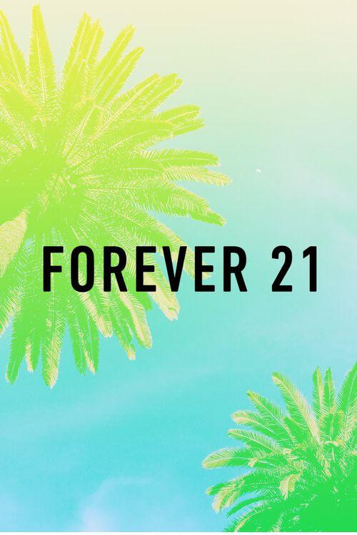 Forever 21 E-Gift Certificate, image 1