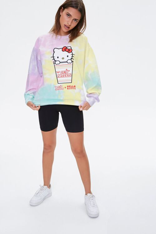 Cup Noodles x Hello Kitty Pullover, image 4